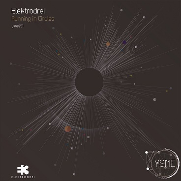 Running In Circles EP by ELEKTRODREI